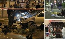 Teroro išpuoliai naudojant transporto priemones, kaip ginklus
