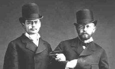 Josifas Kotekas ir Piotras Čaikovskis