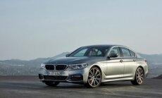Naujos kartos 5 serijos BMW