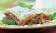 Lazanija su šonine ir malta mėsa