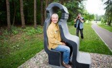 Antakalnio skulptūrų parko atidarymas