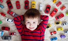 """""""Pypliukas"""": vaikai susitvarko žaislus - misija įmanoma!"""