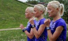 Lily, Liina ir Leila Luik