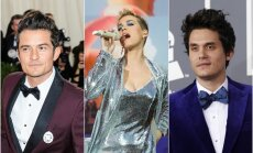 Orlando Bloom, Katy Perry, John Mayer