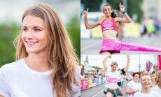 Moterų bėgimo akimirkos ir Airinė Palšytė