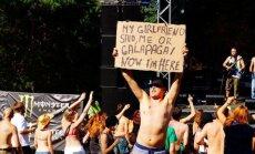 """Galapagai festivalis"