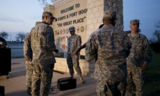 JAV karinėje bazė Fort Hood