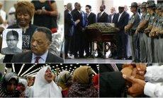 Atsisveikinimas su Muhammadu Ali