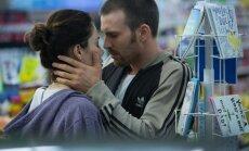 Chrisas Evansas filme Meilės pusiausvyra (ACME Films nuotr.)