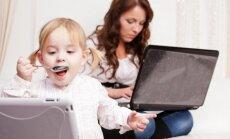 Pasikalbėkite su savo vaikais – internete jų tyko baisios grėsmės