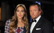 Guy Ritchie ir Jacqui Ainsley