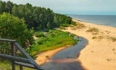 Saulkrastai, Latvija