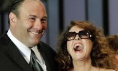 James Gandolfini ir Susan Sarandon