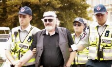 V. Šustauskas: policininkams liaudiškai pasakiau, ką vyras turi kelnėse