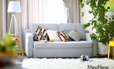 Kaip tinkamai priderinti baldus prie kambario spalvos