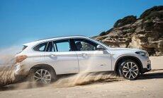 BMW Kinijoje deda daug vilčių į X1