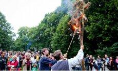 Vilniuje švenčiamos Rasos