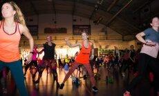 Šimtai kauniečių įveikė 340 minučių sporto iššūkį