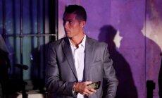 Cristiano Ronaldo savo viešbučio atidarymo šventėje