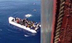 Tragedija Viduržemio jūroje