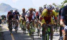Dviratininkų plento lenktynės Rio de Žaneire