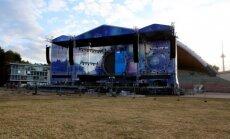 Vingio parkas ruošiasi festivaliui Summerburst