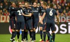 Madrido Atletico futbolininkai