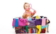 Kokius drabužius geriausiai pirkti vaikams?