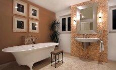 Spalvos jūsų vonios kambariui