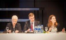 Irena Degutienė, Gabrielius Landsbergis, Monika Navickienė