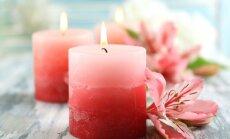 Žvakių spalvų reikšmės: sužinokite, kurios atneša meilę, o kurios – pinigus