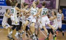 Lietuvos merginų iki 16 metų krepšinio rinktinė