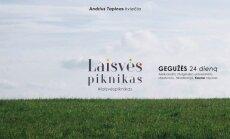 """Festivalio """"Laivės piknikas"""" plakatas."""