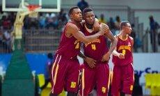 Nigerijos klubo Oluyole Warriors krepšininkai (basketballwithinborders.com nuotr.)