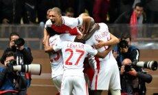 Monaco futbolininkų triumfas