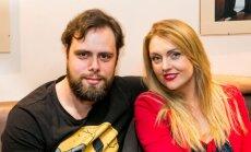 Rūta Ščiogolevaitė su vyru