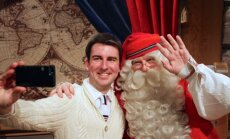 Arnas Mazėtis ir Kalėdų Senelis