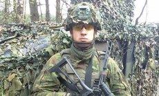 Algirdo bataliono karys ltn. Julius Bertulis