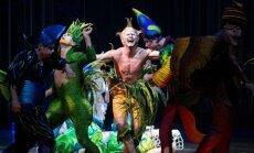 Cirque du Soleil spektaklis Varekai