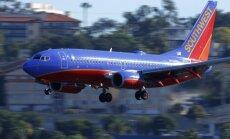 Southwest Airlines lėktuvas