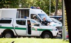 Rinkimų metu dirbs daugiau policijos pareigūnų