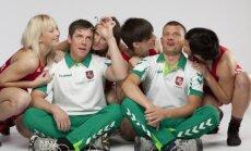 Indrė Bubelytė, Andrius Stoškus, Kristina Domikaitytė, Danutė Domikaitytė, Aivaras Kaselis, Giedrė Blekaitytę