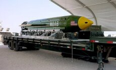 Bomba numesta Afganistane
