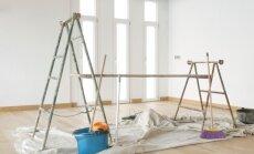 Darydami remontą turėtume galvoti ne tik apie būsimą vaizdą, bet ir mažiau kenksmingas statybines medžiagas