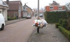 Nauja rūšiavimo maišeliuose sistema