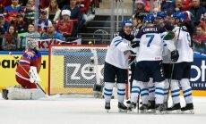 Suomijos ledo ritulininkai – pasaulio čempionato finale