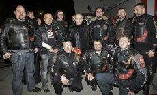 Maskvos baikerių grupė Nakties vilkai ir Vladimiras Putinas