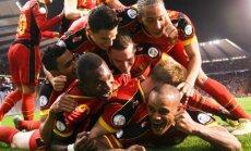 Belgijos futbolo rinktinė
