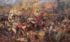 Jano Matejkos paveikslas Žalgirio mūšis