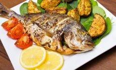 Ką žinote apie ant jūsų stalo atkeliavusią žuvį?